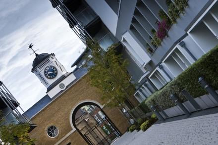 Royal Arsenal Development, Woolwich.