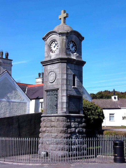 Anglesey, Gwalchmai War Memorial