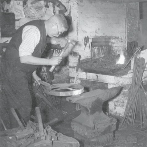 Restoring Ancient Salisbury Clock