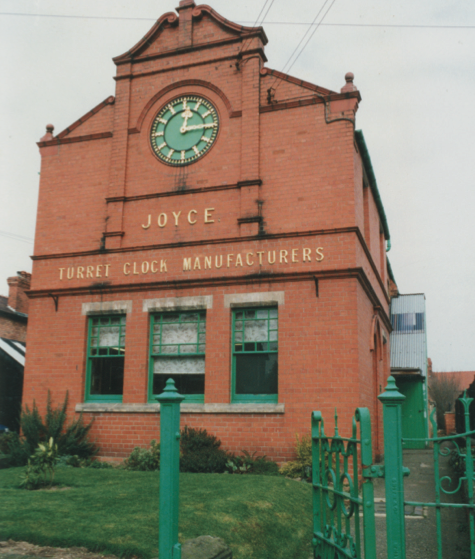 J B Joyce of Whitchurch Merger