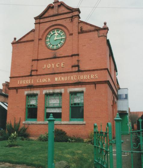 J B Joyce of Whitchurch Merger