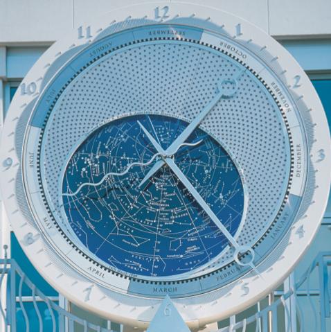 Bluewater Planisphere