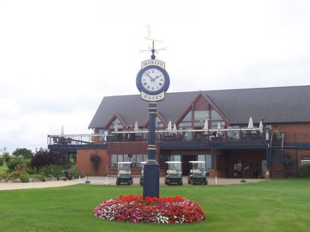 Morley Hayes Golf Club