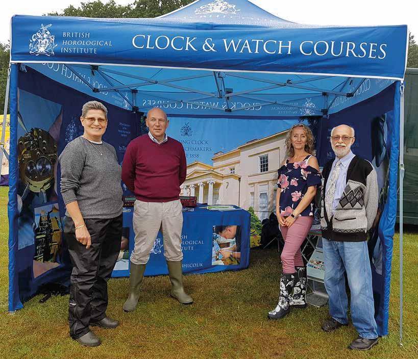 Clock & Watch Courses BHI Horological Journal