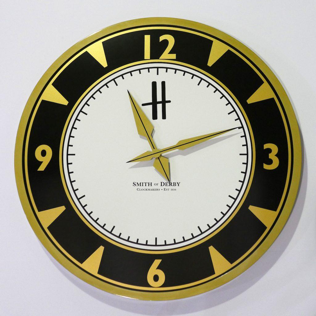Exclusive Roast & Bake Clock Design