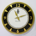 Exclusive Roast & Bake Clock Design
