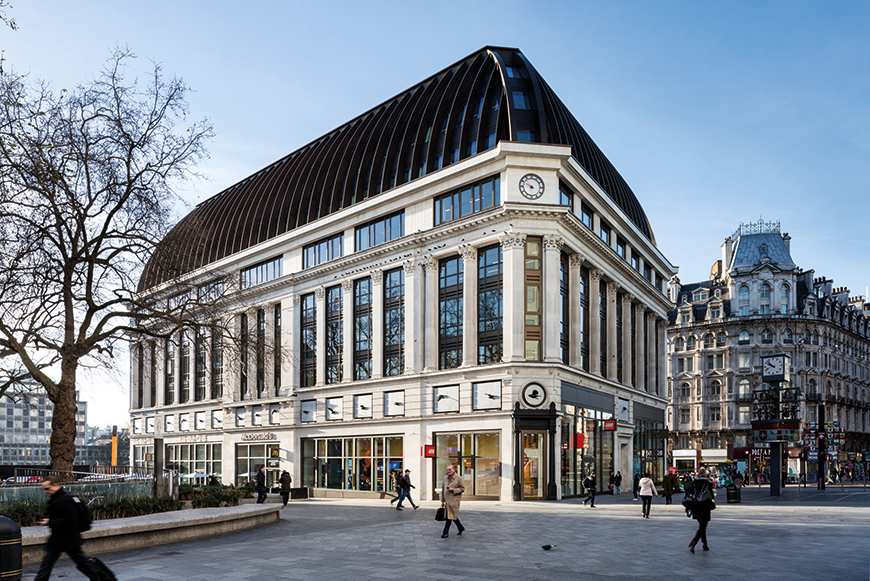 LSQ London Offices & Retail Space